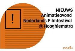 animatie event nederlands filmfestival