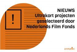animatie nieuws ultrakort filmfonds