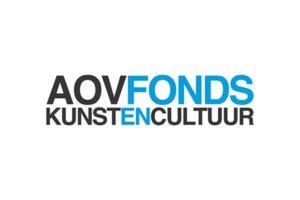 AOV Fonds kunst en cultuur logo