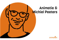 portret van Michiel Peeters Tivoli Vredenburg programmeur